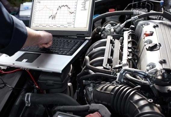Регламентные работы ТО Mercedes - Esp Service